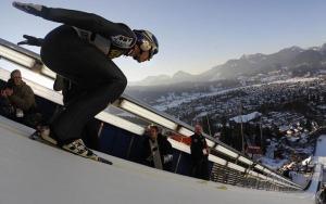 campeonato de esqui