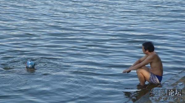 ensinando a nadar (1)