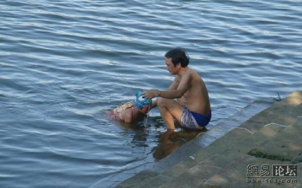 ensinando a nadar (3)