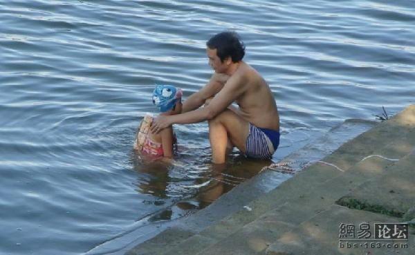 ensinando a nadar (5)