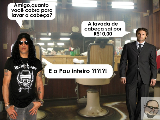 slash.fanfarrão