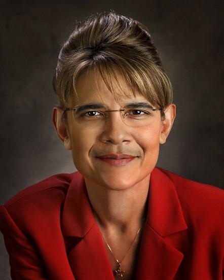Alaska Governor Sarah Palin portrait November 2006